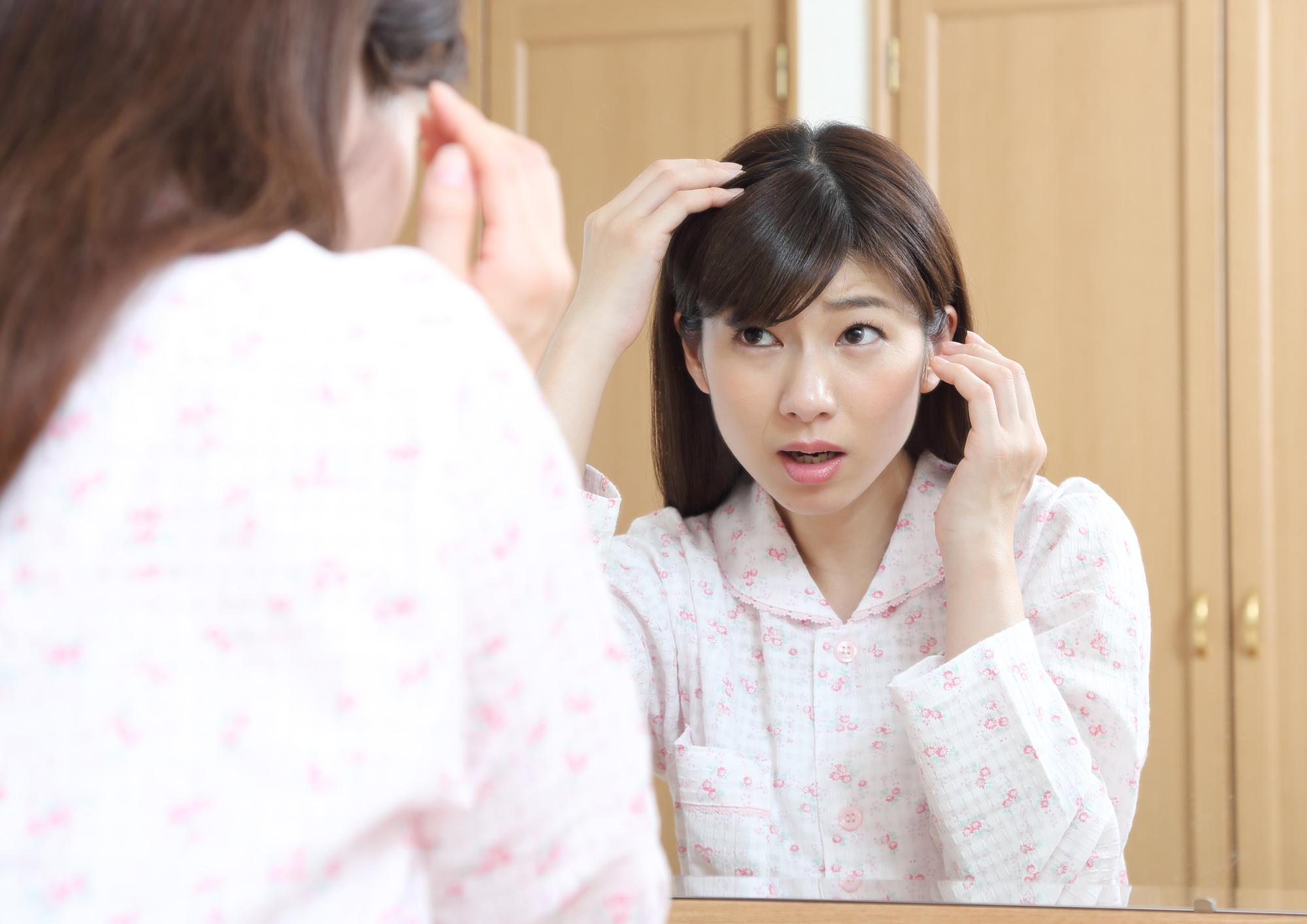 薄毛に悩む女性必読!大豆イソフラボンの摂取が重要な理由