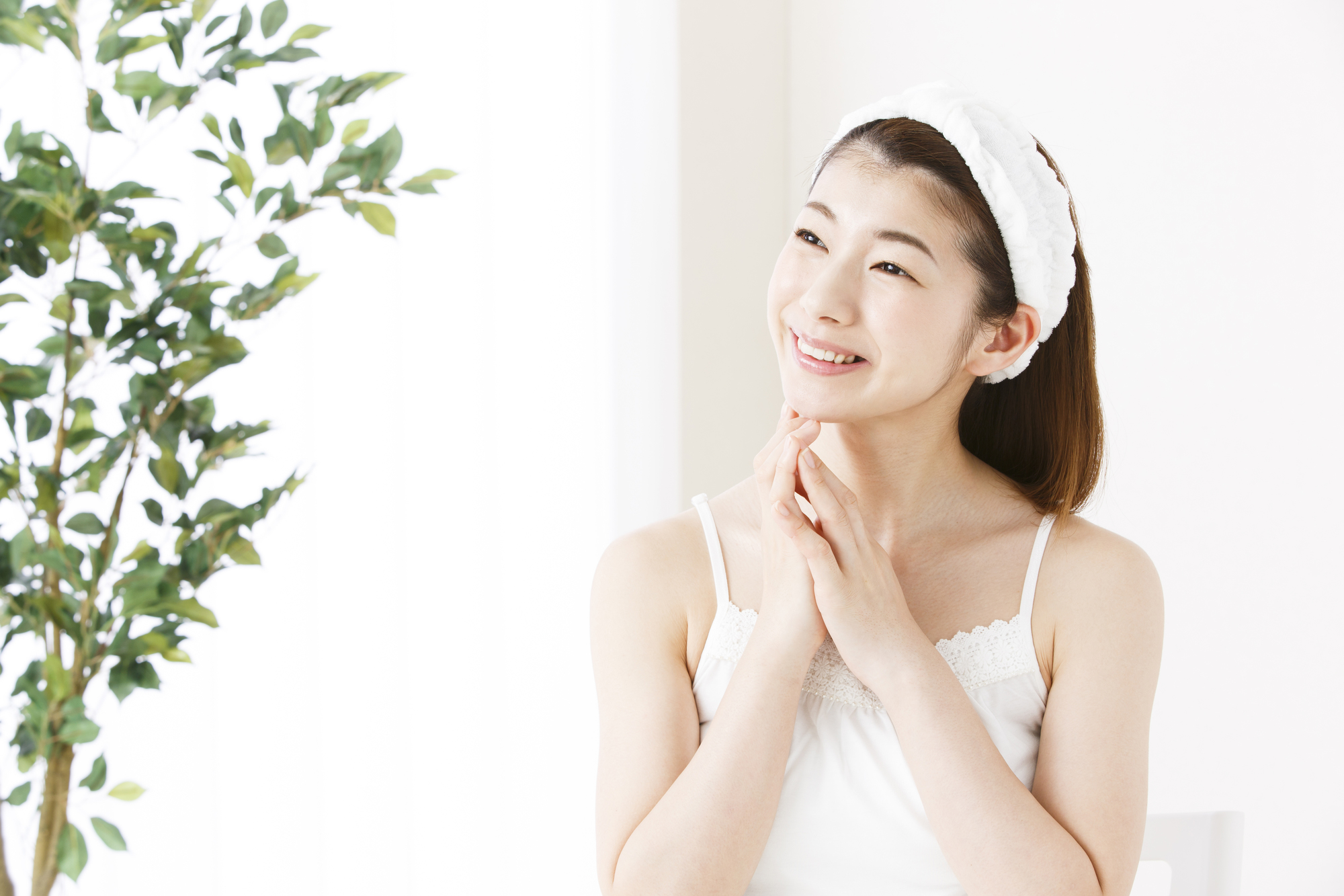 湯シャンによる女性の薄毛への効果と注意点