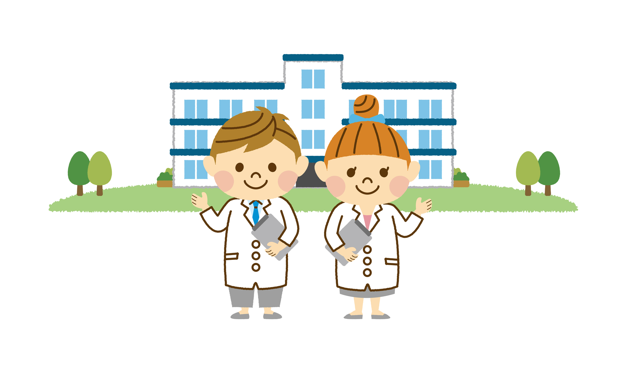 皮膚科はNG!?女性の薄毛・抜け毛治療は病院の何科で治療できる?