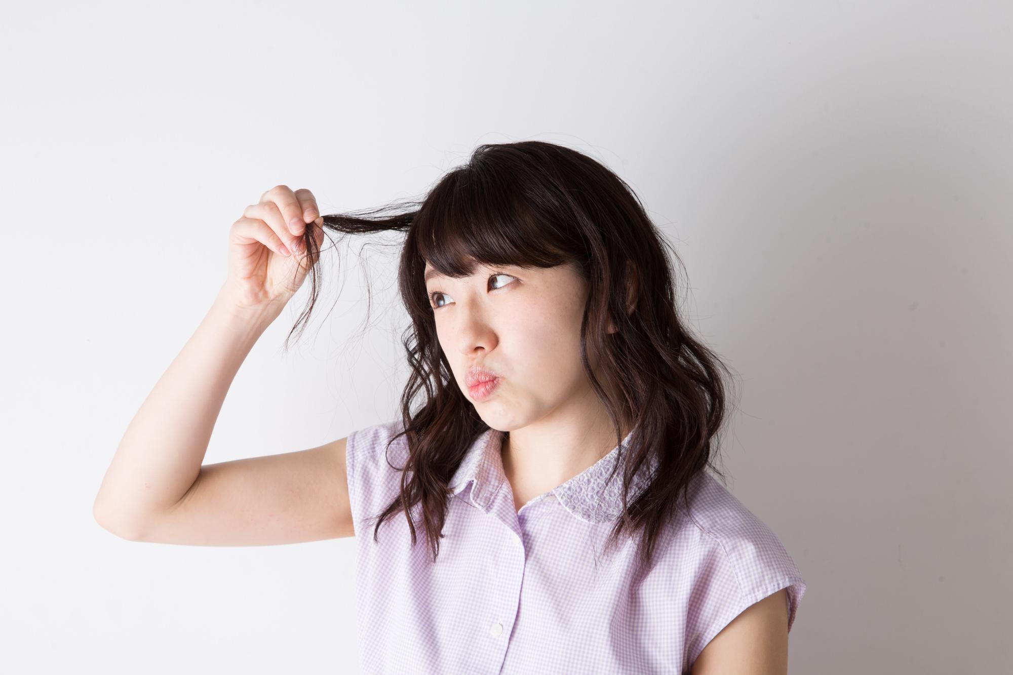 薄毛や抜け毛には肝臓が大きく関係している!その影響とは?